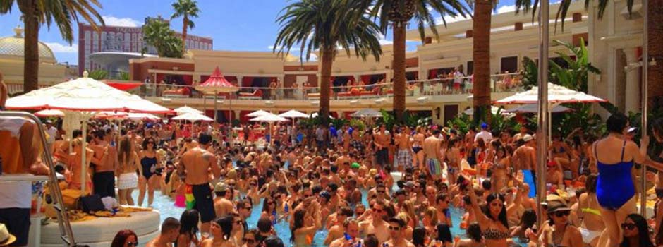 Encore Beach Club Pool Party
